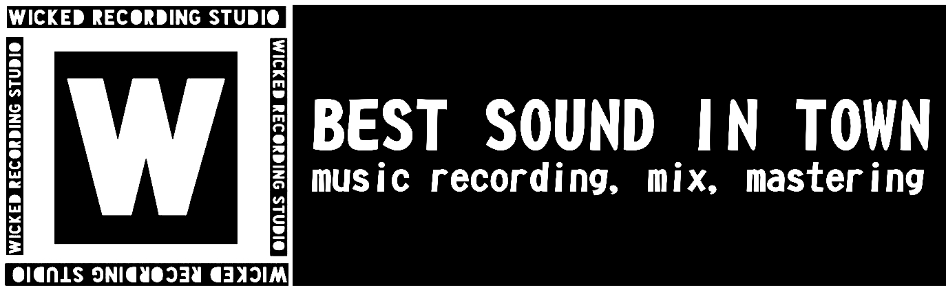 BEST SOUND IN TOWN Recording, Mix,Mastering,